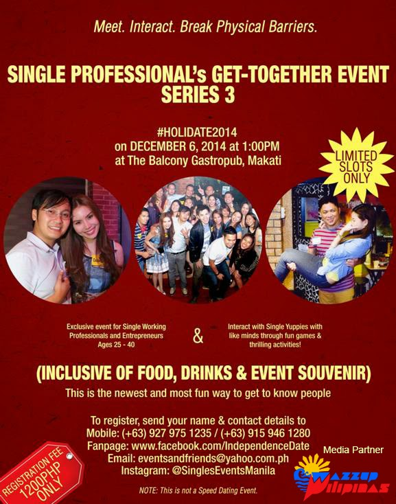 Together dating events