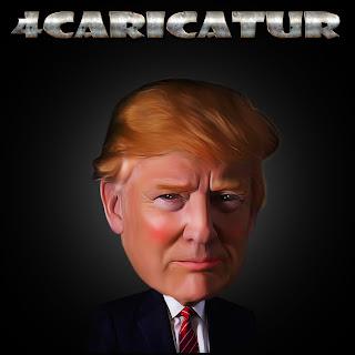 caricature_donald_john_trump