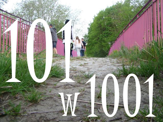 Wielkie wyzwanie dla każdego - 101 w 1001 - czyli...