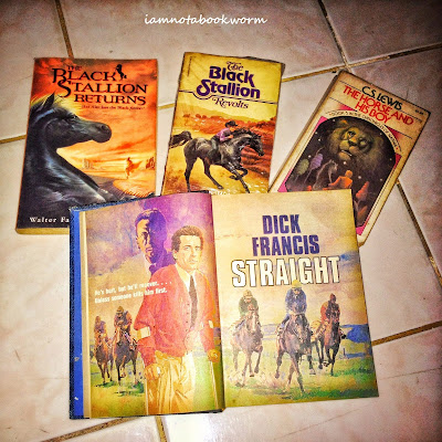 Three of A Kind - Dick Francis (Part 1/3): Straight