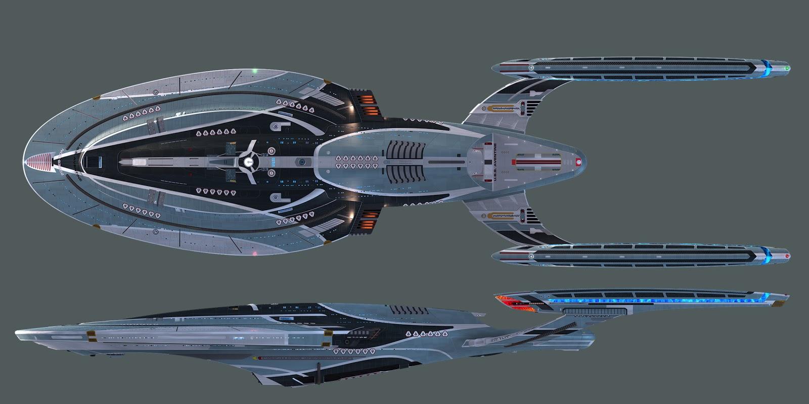 Star Wars Floor Plans The Trek Collective Sto Vesta Class