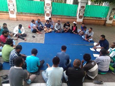 Badan Formatur IPMAPA Surabaya Adakan Pertemuan Ke-III untuk Pemilihan Presiden Mahasiswa