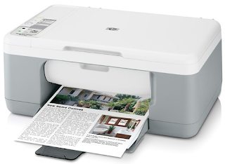 HP Deskjet F2200 All-in-One Printer