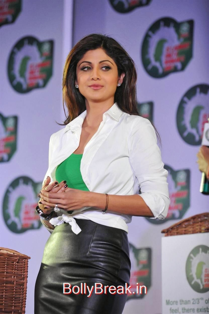Shilpa Shetty images, Shilpa Shetty Hot Pics in Skirt  At Ariel Promotional Event National Survey