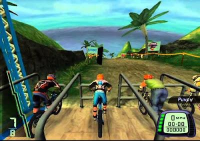 tentu tidak gila dengan game Downhill Domination Kode Cheat Downhill PS2 Lengkap Bahasa Indonesia Terbaru