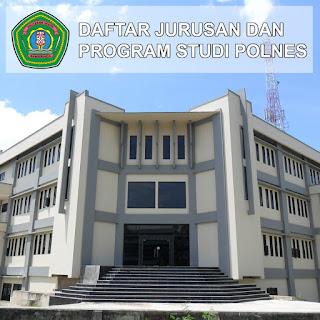 Daftar Lengkap Jurusan dan Program Studi POLNES Politeknik Negeri Samarinda