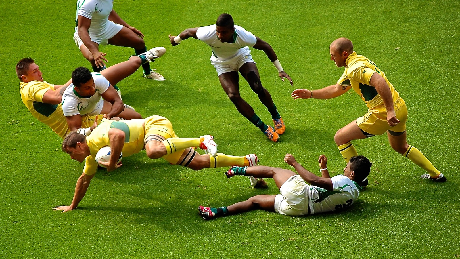 Rugby sevens at the 2014 Commonwealth Games