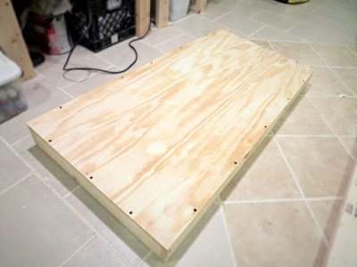 corn hole bean toss diy plywood surface top