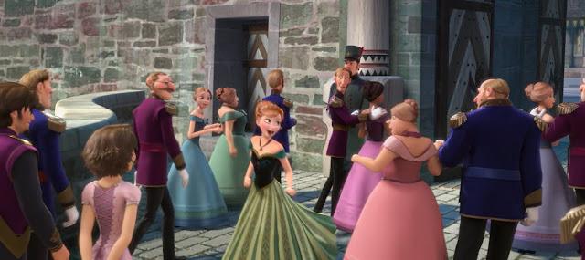 """Η Ραπουνζέλ και ο Φλιν Ράιντερ στο""""Ψυχρά κι Ανάποδα"""" 10 Πράγματα που Δεν Ξέρατε για την Ταινία Frozen της Disney"""