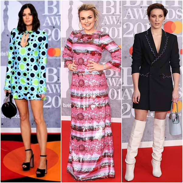 Looks do Brit Awards 2019