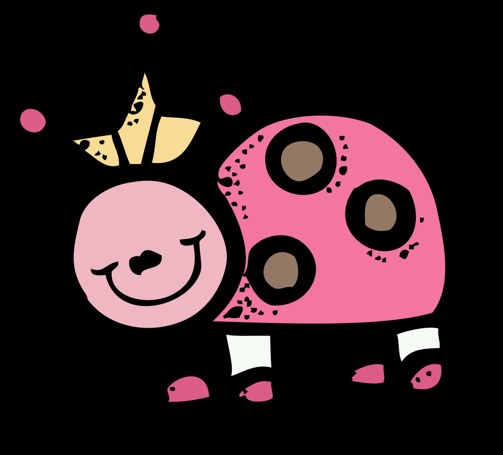 February melonheadz. Ladybuggy
