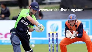 ireland vs netherlands icc world t20 match 2016