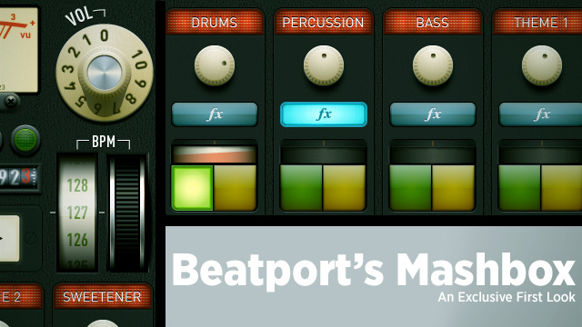 "Beatport Launches Mashbox, an iOS ""Mobile Mashup Machine"" | DJ"