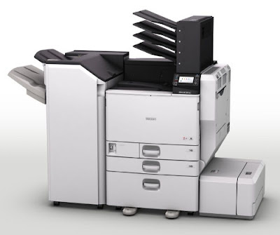 Download Ricoh SP C831DN Driver Printer
