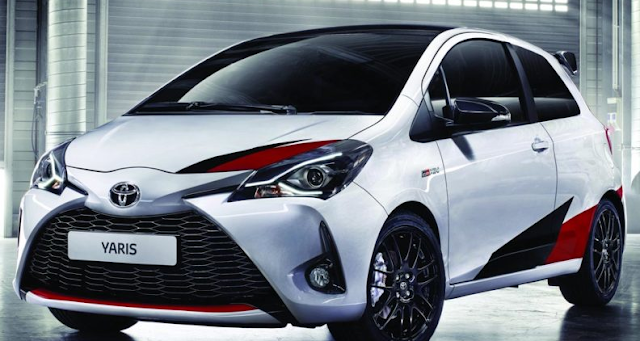 Toyota Yaris GRMN Hot Hatch Hanya 400 Unit Saja, Sikat Segera!