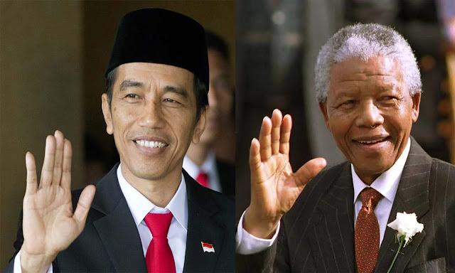 Menganalisa Ilusi Denny Siregar Soal Jokowi Mirip Nelson Mandela