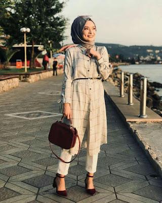 Hijab de femme voilée 2019
