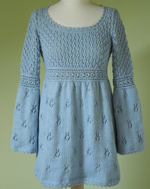 Empire Waist Pullover - Free Pattern