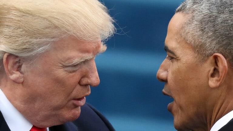أوباما-ترامب-تبادل-انتقادات-حادة