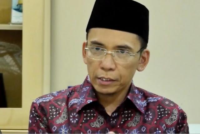 TGB: Semua akan Rugi Bila Pembangunan Era Jokowi Terhenti