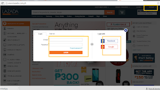 How to purchase from Lazada