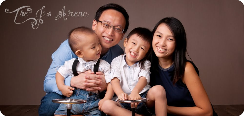 The Js Arena | A Singapore Parenting & Family Lifestyle Blog