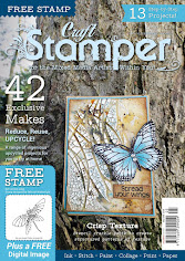 Published in Craft Stamper May 2018
