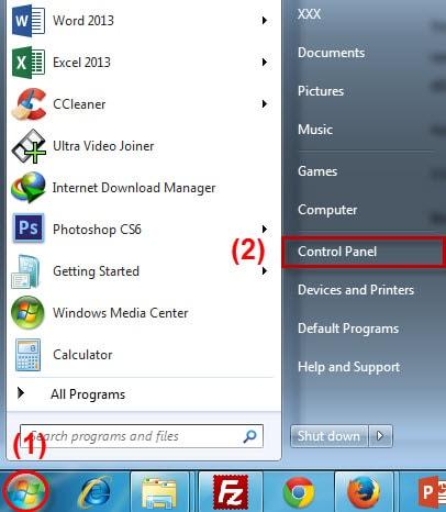 Hướng dẫn tắt chế độ tự động Update Windows 7