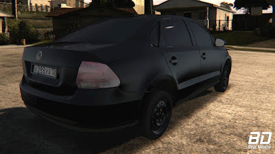 Download, mod, carro, Volkswagen, Polo, GTA San Andreas, GTA SA