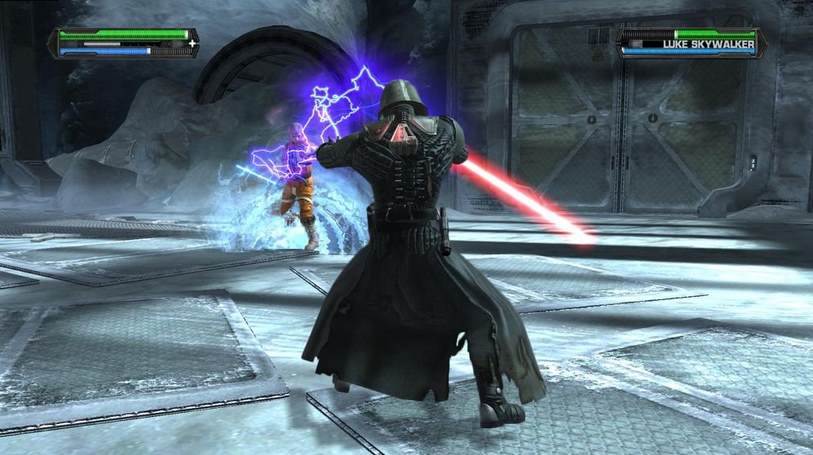 Star Wars The Force Unleashed Ultimate Sith Edition pc full español