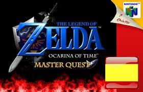 Roms de Nintendo 64 Zelda Ocarina of Time  Master Quest (Español) ESPAÑOL descarga directa