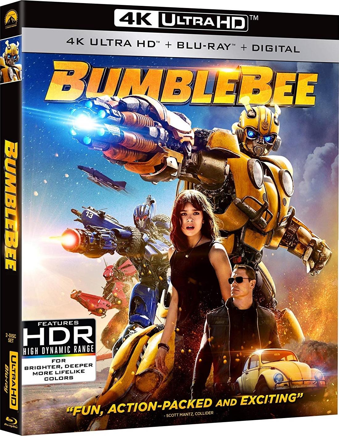 Bumblebee (2018) Blu-ray 4K :: subdivx