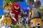 Sonic Boom - Episódio 03