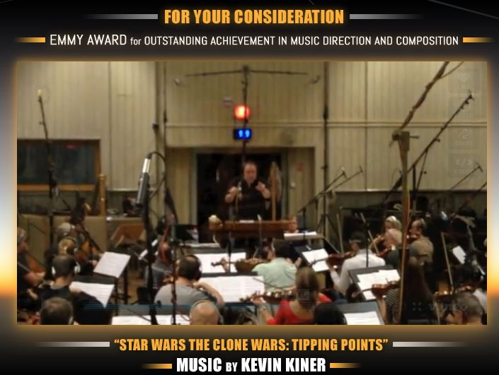 Tippin Point 13 Songs: VIDEO: Star Wars The Clone Wars Tipping Point Music By