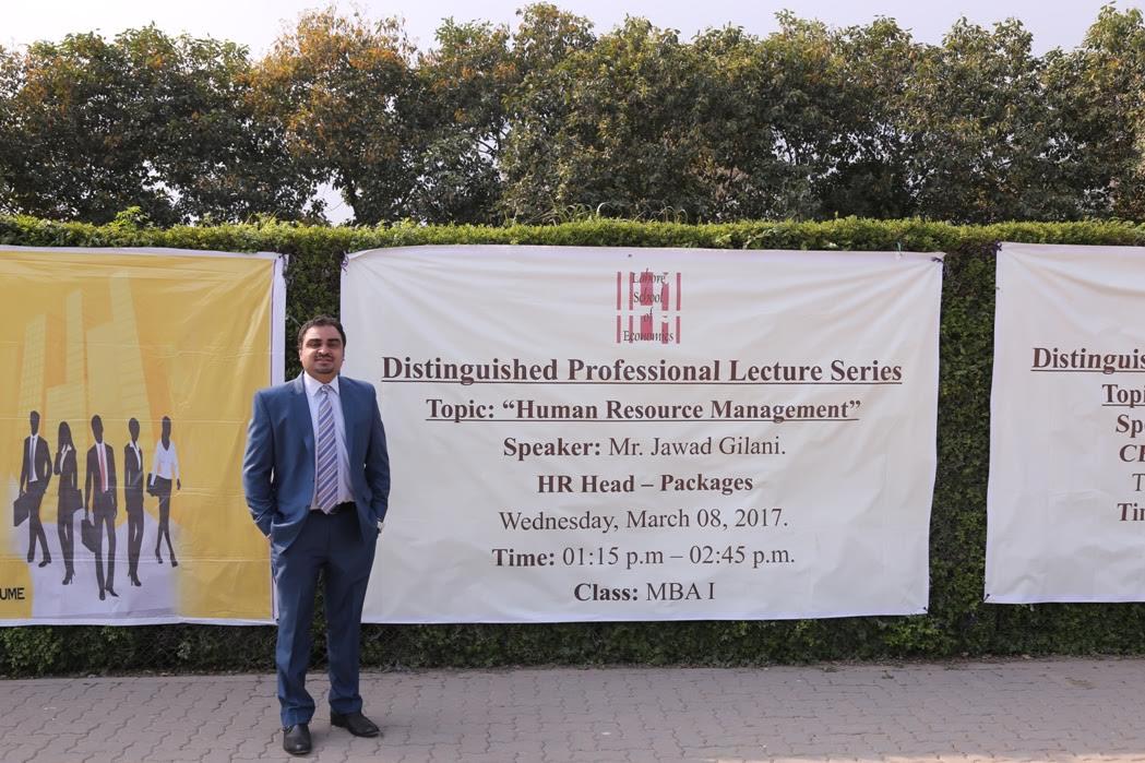 Lahore School of Economics: Behavioral Interview Techniques