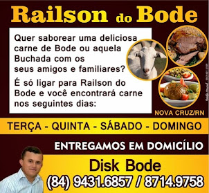 RAILSON DO BODE (84) 99431 6857