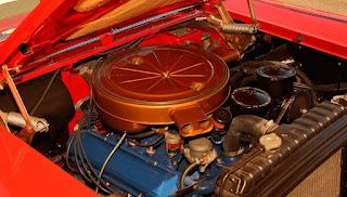1958 Cadillac Eldorado Biarritz Engine