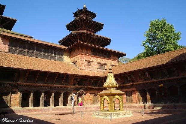 Patan, Palazzo Reale