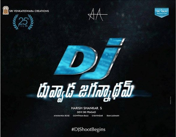 Allu Arjun DJ Duvvada Jagannadham Movie Updates