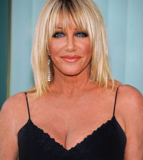 Suzanne Somers Stem Cell Facelift