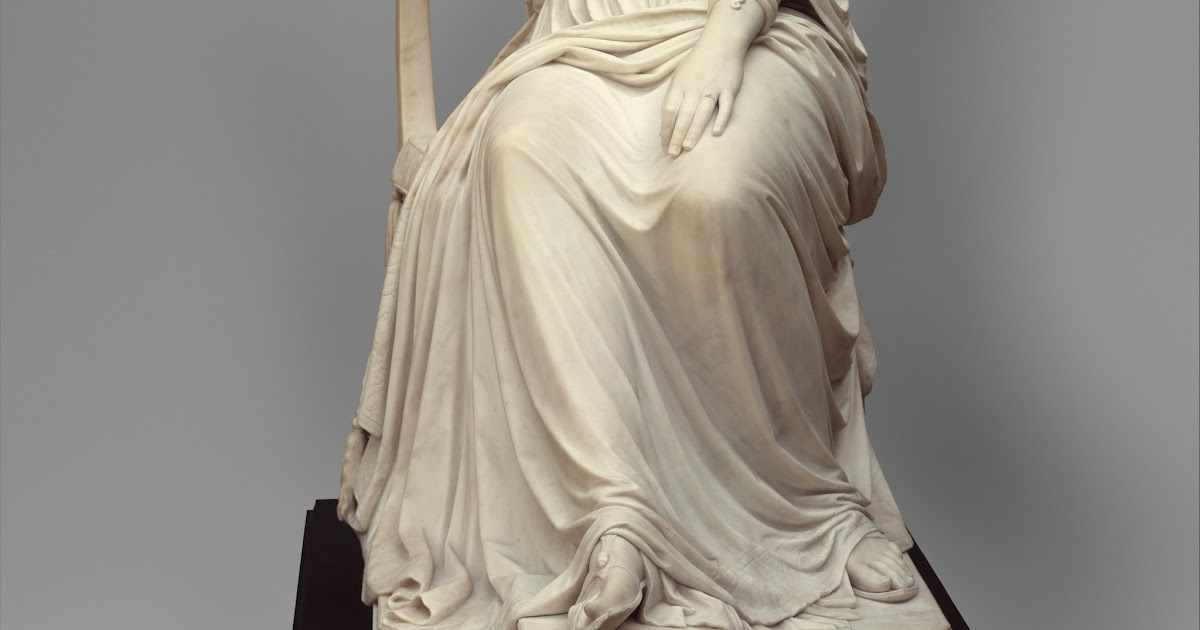 William Wetmore Story Cleopatra 1858 Tutt39Art
