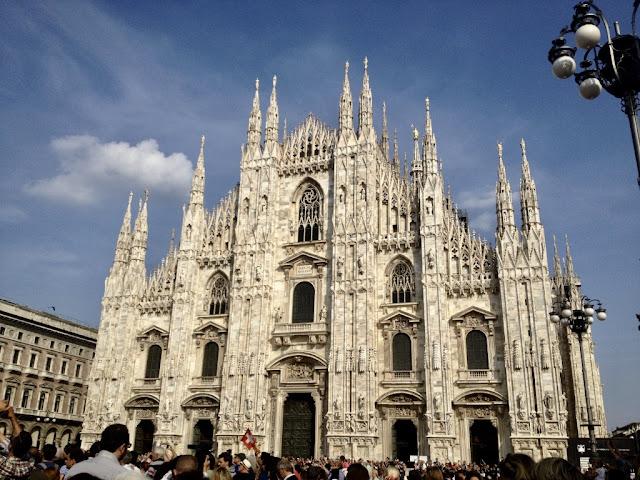 Milano, Duomo - Milán