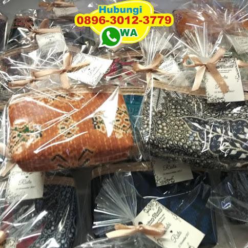 toko souvenir pernikahan dompet batik harga grosir 50881