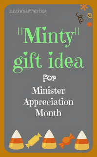 minister appreciation month gift, pastor gift idea