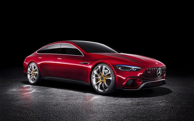 2019 Mercedes-AMG GT4 Design, Specs, Release Date