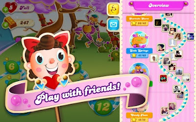 Candy Crush Soda Saga Mod APK