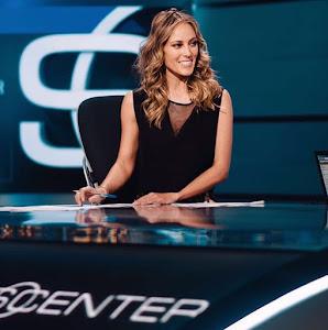 Vanessa Huppenkothen en Sportscenter ESPN | Ximinia