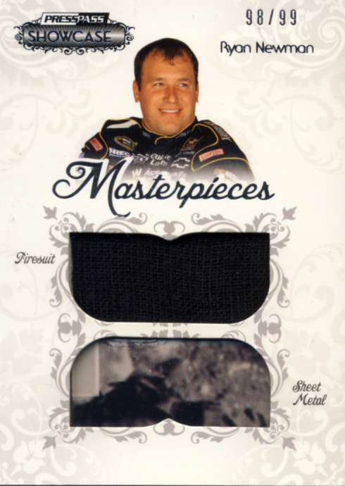 All About Sports Cards 2012 Press Pass Showcase Nascar