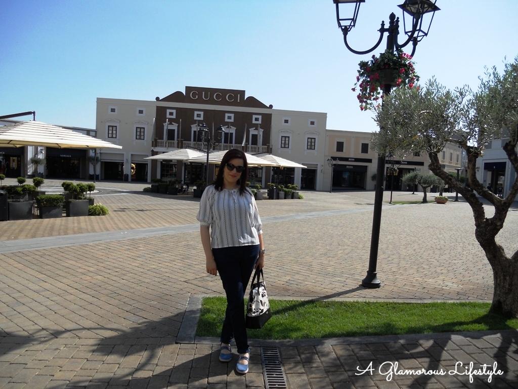 Pomeriggio di shopping al Sicilia Outlet Village - A Glamorous ...