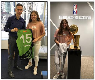 Olímpico Aranjuez NBA